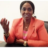 Assistant Professor Betty Lamin-Blamo (2)