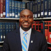Associate Dean Jamal C Dehtho Jr